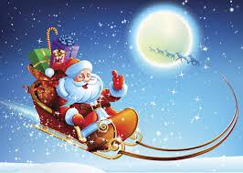 Il Percorso Di Babbo Natale.Arriva Babbo Natale Istituto Comprensivo Paritario